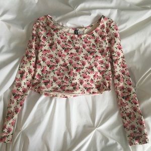H&M Divided crop top!